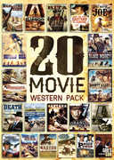 20-Film Western Pack , Giuliano Gemma