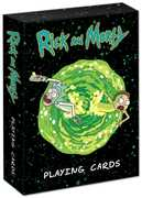 Playing Cards: Rick And Morty