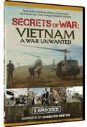 Secrets Of War: Vietnam - A War Unwanted , Charlton Heston