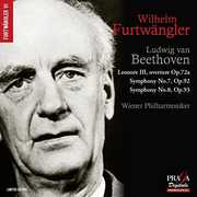 Beethoven: Symphonies Nos.7 And 8, Leonore Overture No.3