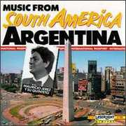 Music From South America: Argentina , Mauricio Jerez