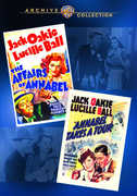 The Affairs of Annabel /  Annabel Takes a Tour , Jack Oakie