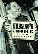 Criterion Collection: Hobson's Choice [Black and White] , Charles Laughton