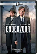 Masterpiece Mystery!: Endeavour - Season 4 (Uk-Length Edition)
