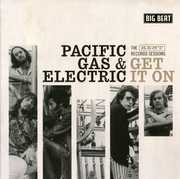 Get It on: The Kent Records Sessions [Import] , Pacific Gas & Electric