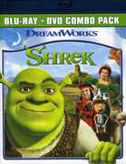 Shrek [Widescreen] [Blu-ray/ DVD Combo] [O-Sleeve] [2 Discs] , Mike Myers