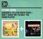 Goodbye Yellow Brick Road/ Don't Shoot Me I'm Only [Import] , Elton John