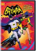 Batman: Return of the Caped Crusaders (DC) , Adam West