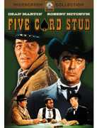 Five Card Stud , Dean Martin