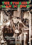 The Stingiest Man in Town , Basil Rathbone