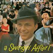 Swingin Affair (remastered) , Frank Sinatra