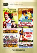 Cardinal Richelieu /  I'd Climb the Highest Mountain /  Sodom and Gomorrah /  Esther and the King , Mark Benton