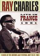 Live in France 1961 , Ray Charles