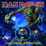 Final Frontier , Iron Maiden