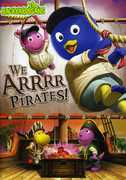 The Backyardigans: We Arrrr Pirates! , Jonah Bobo