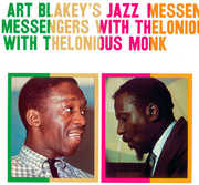 Art Blakey's Jazz Messengers With Thelonious Monk , Art Blakey