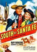 South of Santa Fe , Roy Rogers