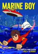 Marine Boy: The Complete Third Season , Jack Grimes