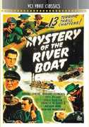 Mystery of the Riverboat (Serial) , Eddie Quillan