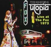 Utopia: Live at the Fox Atlanta , Todd Rundgren