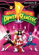 Mighty Morphin Power Rangers: Season 2, Volume 1 , Amy Jo Johnson