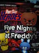 FUNKO PINT SIZE HEROES: Five Nights At Freddy's (One Figure Per Purchase)