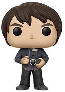 FUNKO POP! TELEVISION: Stranger Things S2 - Jonathan with Camera