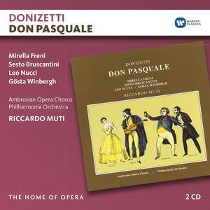 Don Pasquale , Riccardo Muti