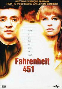 Fahrenheit 451 , Oskar Werner
