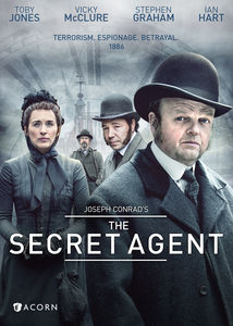 The Secret Agent , Toby Jones
