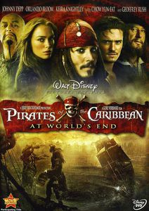Pirates Of The Caribbean: At World's End [Widescreen] , Johnny Depp