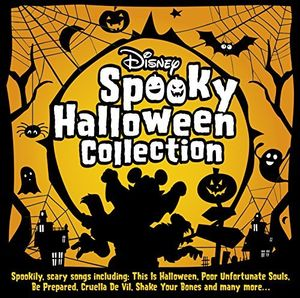 Disney Spooky Halloween Collection /  Various [Import] , Various Artists
