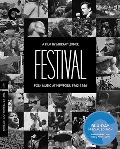 Festival (Criterion Collection) , Joan Baez