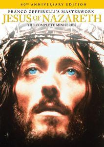 Jesus of Nazareth: The Complete Miniseries , Robert Powell