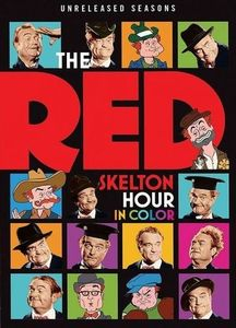 The Red Skelton Hour: In Color: Unreleased Seasons (3 Discs)