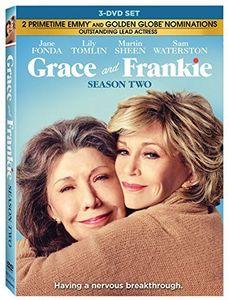 Grace and Frankie: Season Two , Jane Fonda