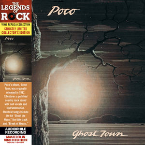 Ghost Town , Poco