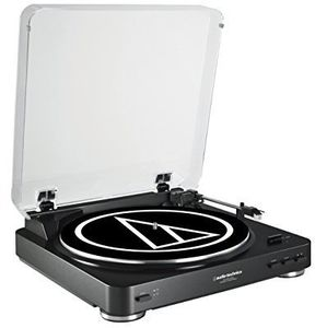 Audio Technica ATLP60BKUSB USB Turntable Black