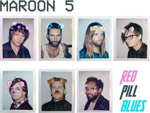 Red Pill Blues , Maroon 5