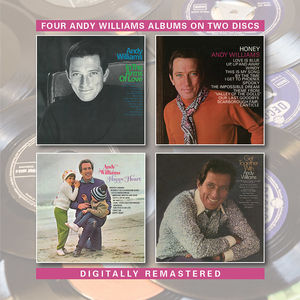 In The Arms Of Love /  Honey /  Get Together With Andy Williams [Import] , Andy Williams