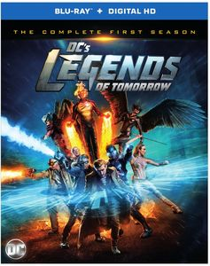 Legends Of Tomorrow: The Complete First Season (DC) , Victor Garber