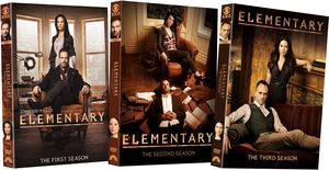 Elementary: Three Season Pack , Lucy Liu