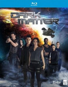 Dark Matter: Complete Series , Anthony Lemke