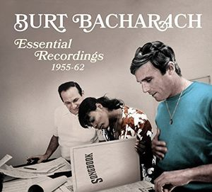 Essential Recordings 1955-1962 [Import] , Burt Bacharach