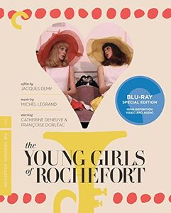 The Young Girls of Rochefort (Criterion Collection) , Catherine Deneuve