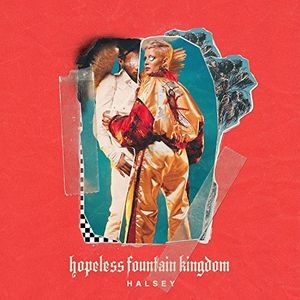 Hopeless Fountain Kingdom , Halsey