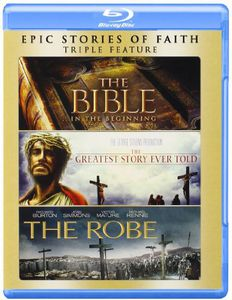 The Bible /  The Greatest Story Ever Told /  The Robe