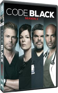 Code Black: Season 2 , Marcia Gay Harden