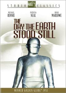 The Day the Earth Stood Still , Michael Rennie