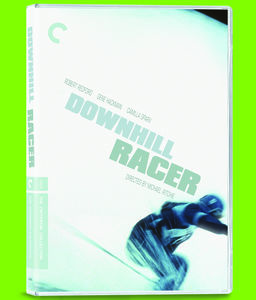 Downhill Racer (Criterion Collection) , Robert Redford